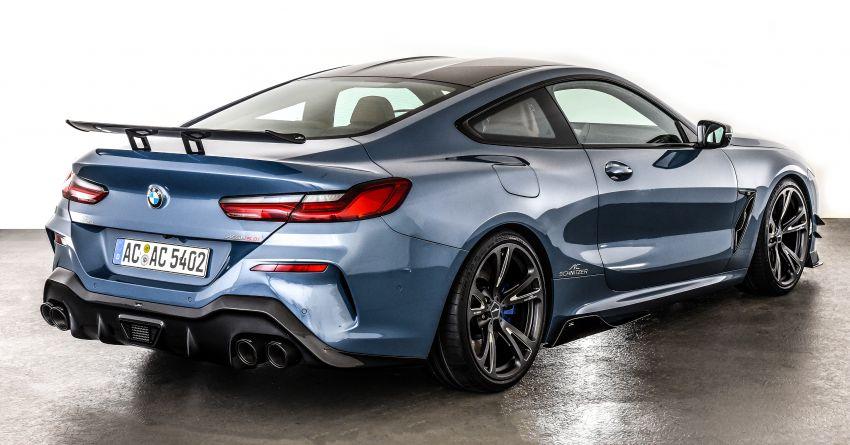 AC Schnitzer-tuned BMW 8 Series – 600 hp, 850 Nm! Image #895274