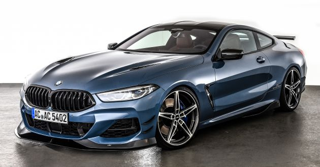 Ac Schnitzer Tuned Bmw 8 Series 600 Hp 850 Nm