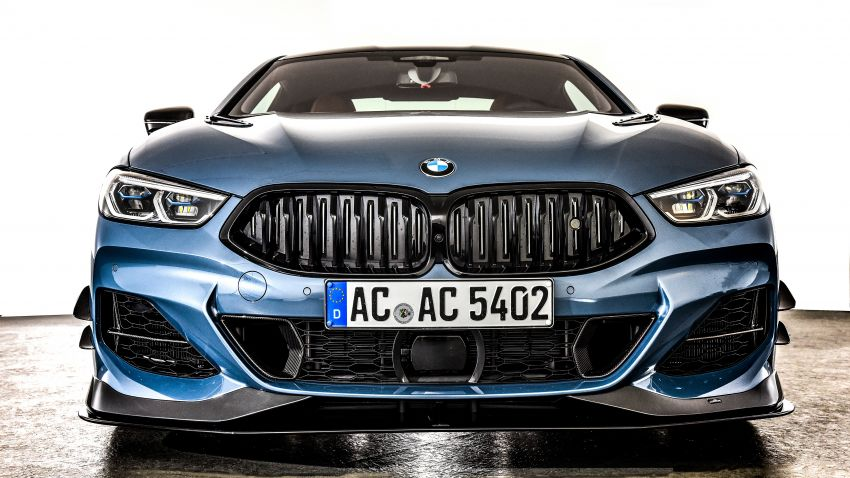 AC Schnitzer-tuned BMW 8 Series – 600 hp, 850 Nm! Image #895284