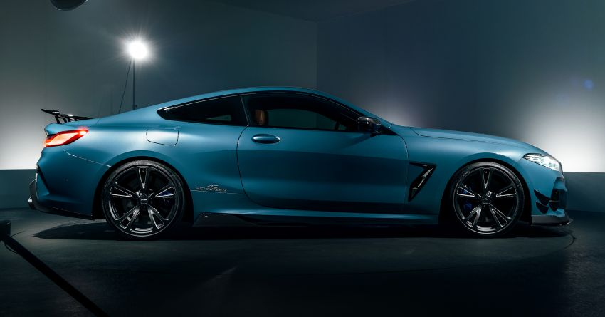 AC Schnitzer-tuned BMW 8 Series – 600 hp, 850 Nm! Image #895286
