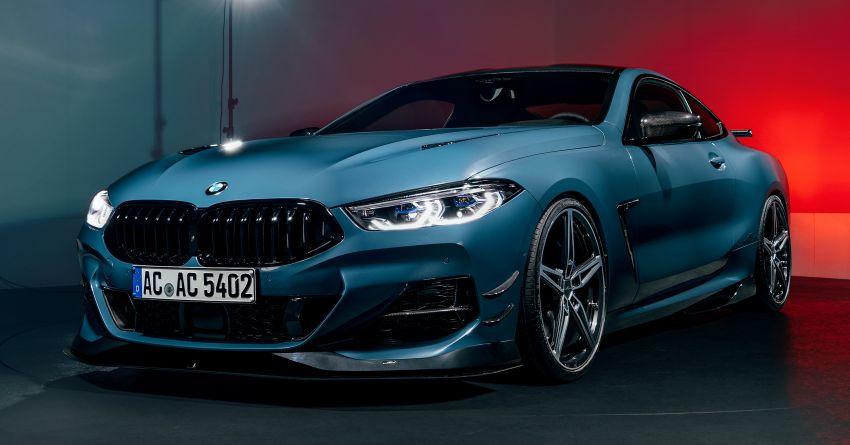AC Schnitzer-tuned BMW 8 Series – 600 hp, 850 Nm! Image #895287
