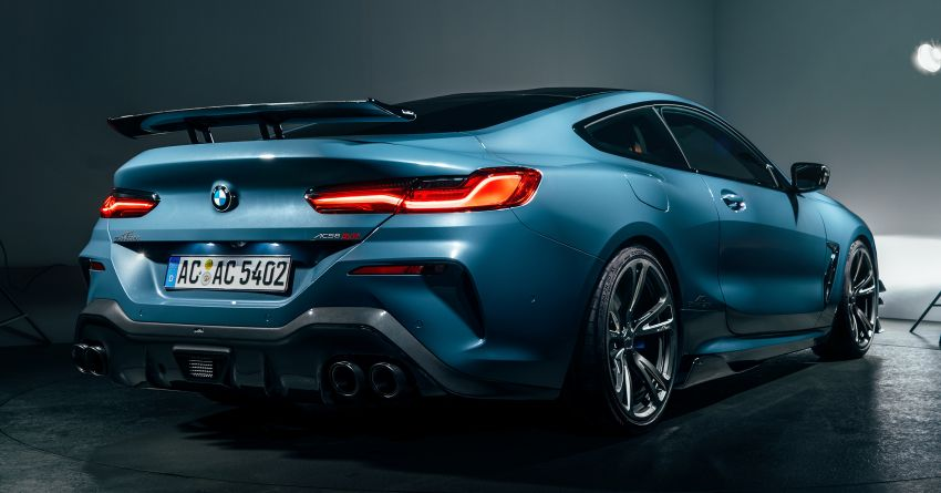 AC Schnitzer-tuned BMW 8 Series – 600 hp, 850 Nm! Image #895289