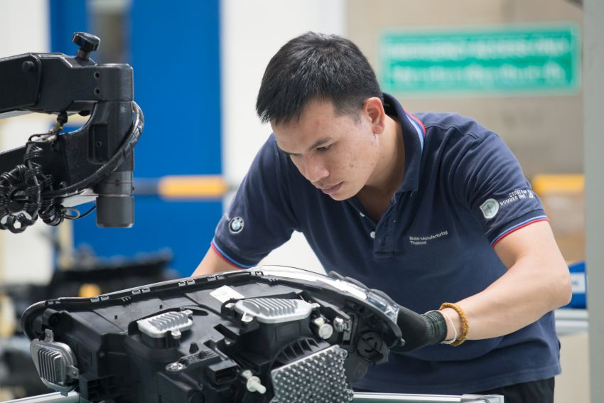 BMW Group Thailand confirms high-voltage battery production from 2019 for use in PHEV models Image #895804