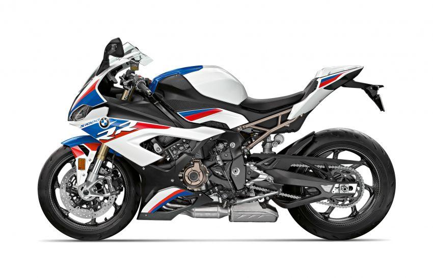 2018 EICMA: 2019 BMW Motorrad S 1000 RR shown Image #884881
