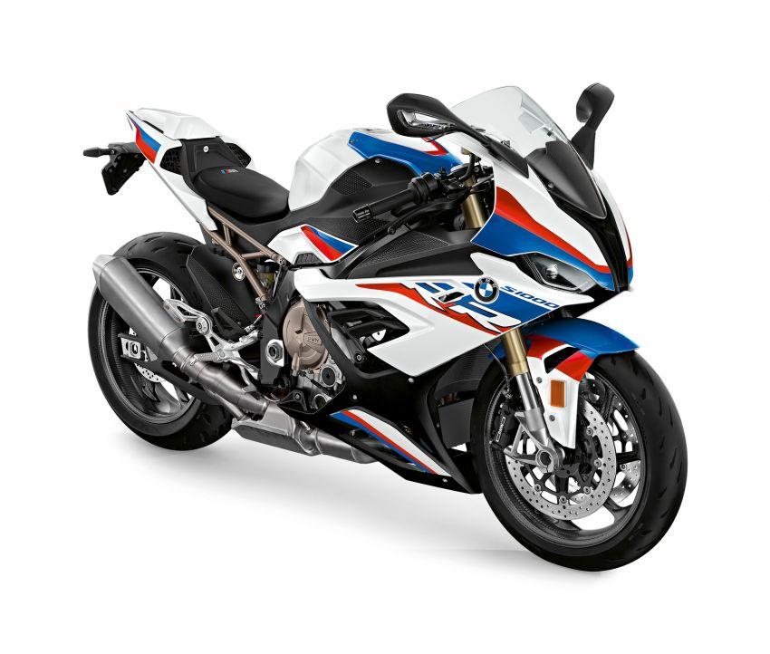 2018 EICMA: 2019 BMW Motorrad S 1000 RR shown Image #884917