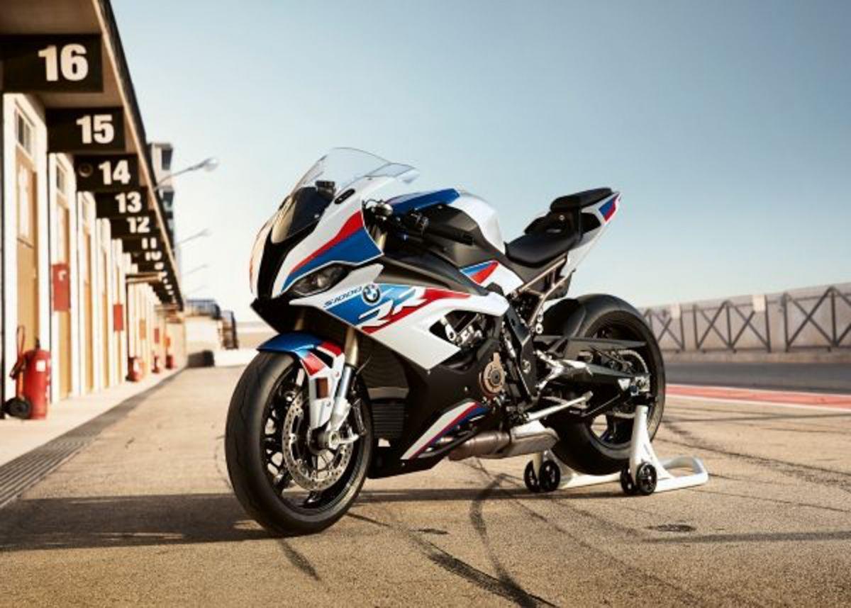 2018 Eicma 2019 Bmw Motorrad S 1000 Rr Shown