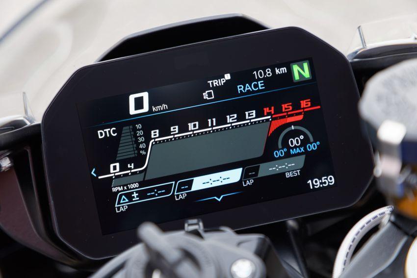 2018 EICMA: 2019 BMW Motorrad S 1000 RR shown Image #884883