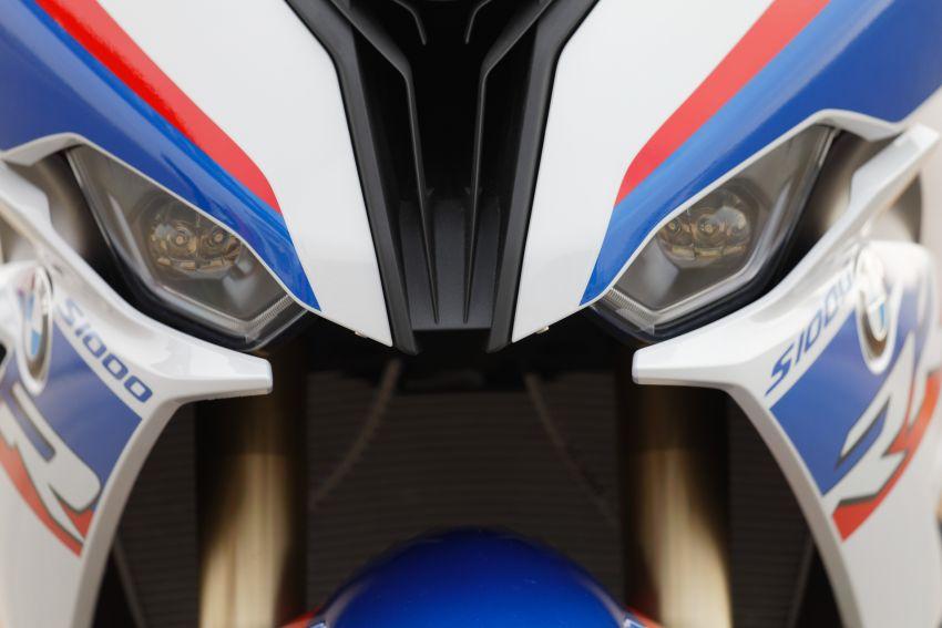 2018 EICMA: 2019 BMW Motorrad S 1000 RR shown Image #884887