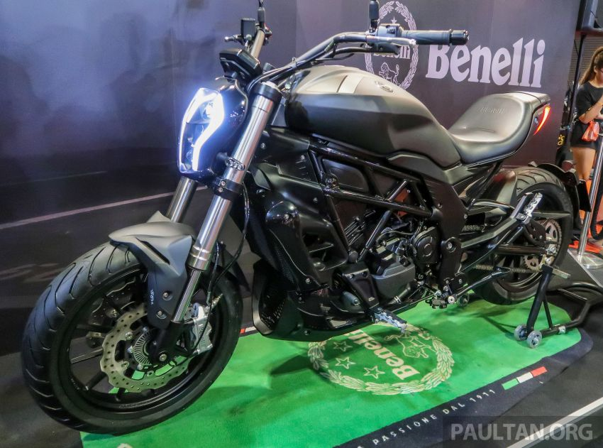 KLIMS18: 2019 Benelli TRK 251, Leoncino 250 and 502C cruiser in Malaysia market by mid-next year Image #894354