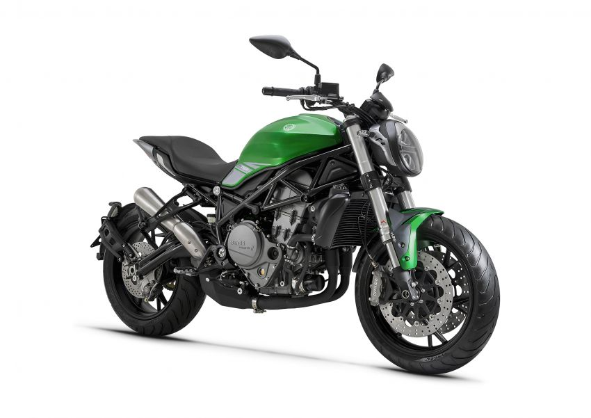 2018 EICMA: 2019 Benelli 752S – 77 hp, parallel-twin Image #887086