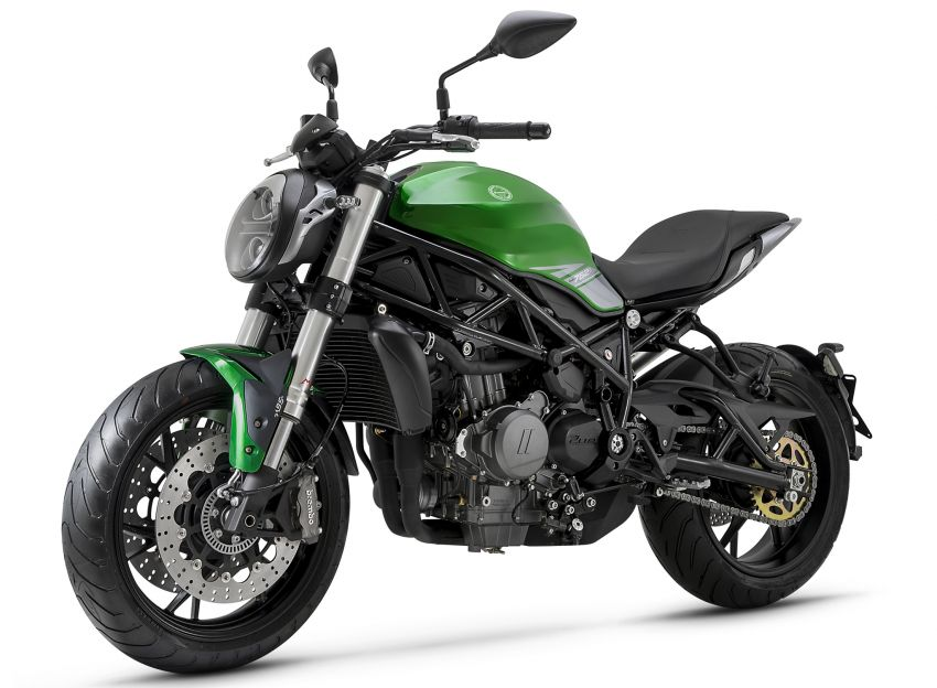 2018 EICMA: 2019 Benelli 752S – 77 hp, parallel-twin Image #887085