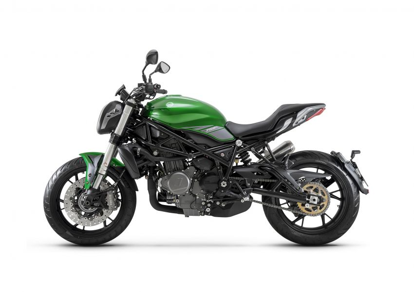 2018 EICMA: 2019 Benelli 752S – 77 hp, parallel-twin Image #887079