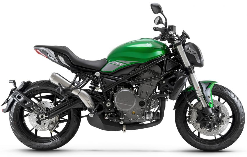 2018 EICMA: 2019 Benelli 752S – 77 hp, parallel-twin Image #887077