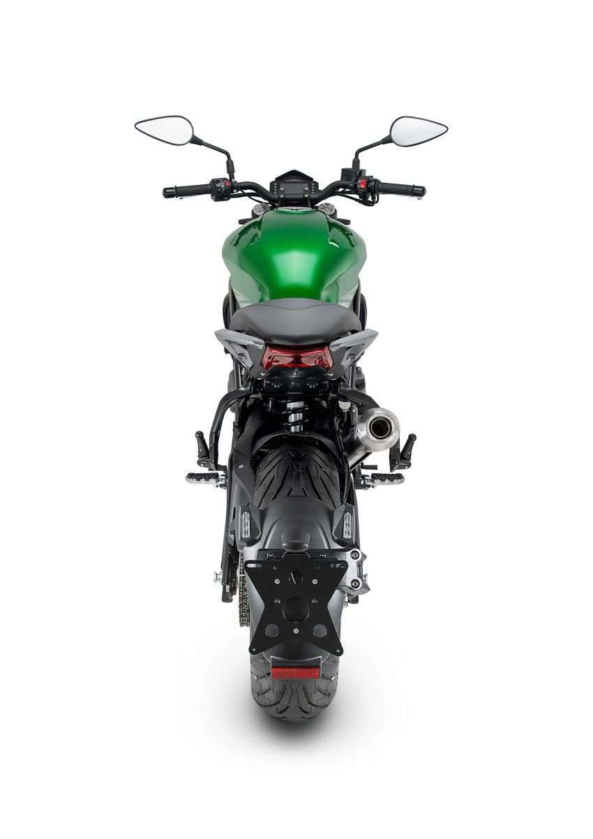 2018 EICMA: 2019 Benelli 752S – 77 hp, parallel-twin Image #887073