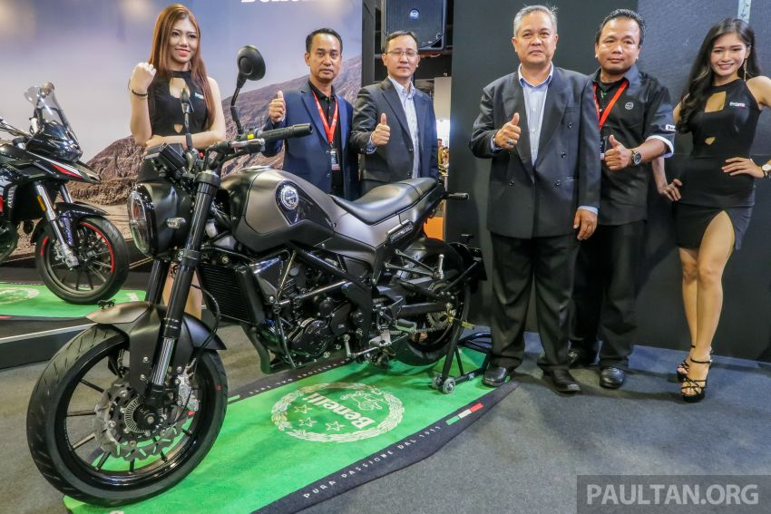 KLIMS18: 2019 Benelli TRK 251, Leoncino 250 and 502C cruiser in Malaysia market by mid-next year Image #894322