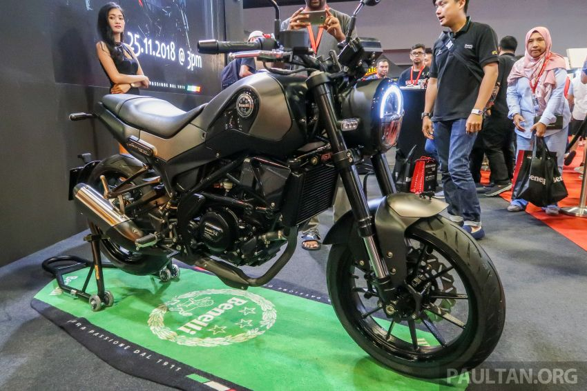 KLIMS18: 2019 Benelli TRK 251, Leoncino 250 and 502C cruiser in Malaysia market by mid-next year Image #894323