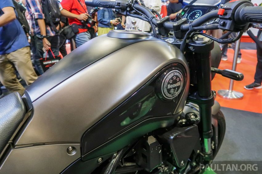 KLIMS18: 2019 Benelli TRK 251, Leoncino 250 and 502C cruiser in Malaysia market by mid-next year Image #894326