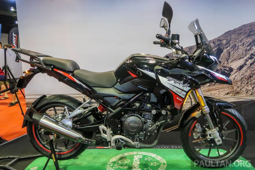 KLIMS18: 2019 Benelli TRK 251, Leoncino 250 and 502C cruiser in Malaysia market by mid-next year Image #894313