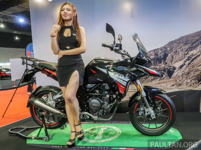 KLIMS18: 2019 Benelli TRK 251, Leoncino 250 and 502C cruiser in Malaysia market by mid-next year Image #894302