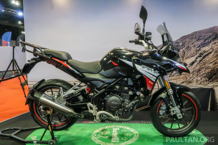 KLIMS18: 2019 Benelli TRK 251, Leoncino 250 and 502C cruiser in Malaysia market by mid-next year Image #894303