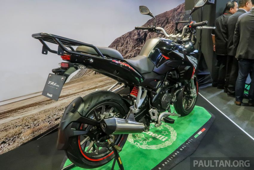 KLIMS18: 2019 Benelli TRK 251, Leoncino 250 and 502C cruiser in Malaysia market by mid-next year Image #894304