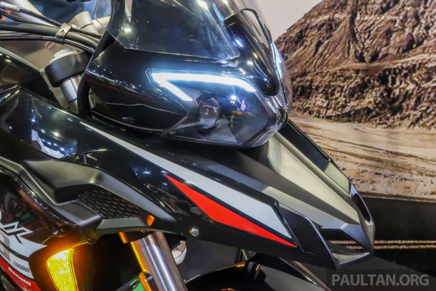 KLIMS18: 2019 Benelli TRK 251, Leoncino 250 and 502C cruiser in Malaysia market by mid-next year Image #894305