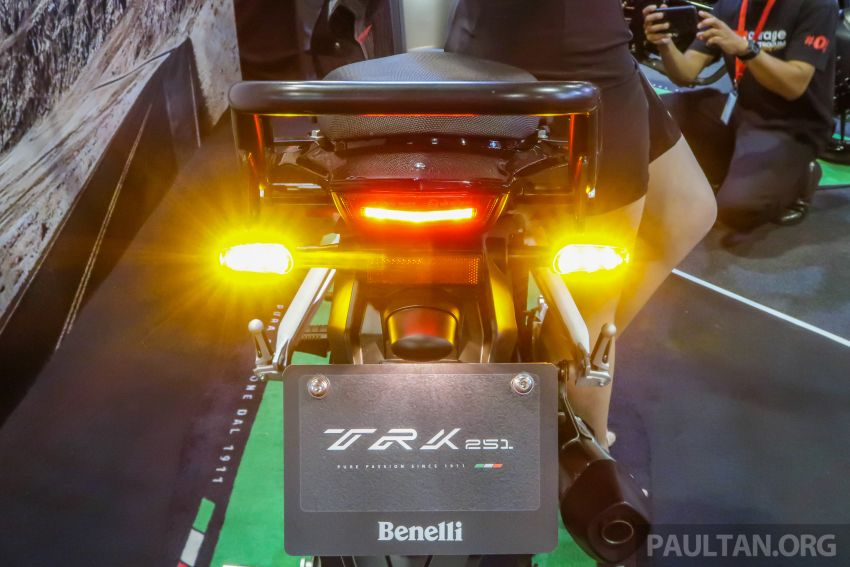 KLIMS18: 2019 Benelli TRK 251, Leoncino 250 and 502C cruiser in Malaysia market by mid-next year Image #894308