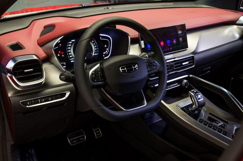 Geely Binyue – SUV segmen-B dengan pilihan enjin turbo 1.5L & 1.0L, dilengkapi sistem autonomi tahap 2 Image #885856