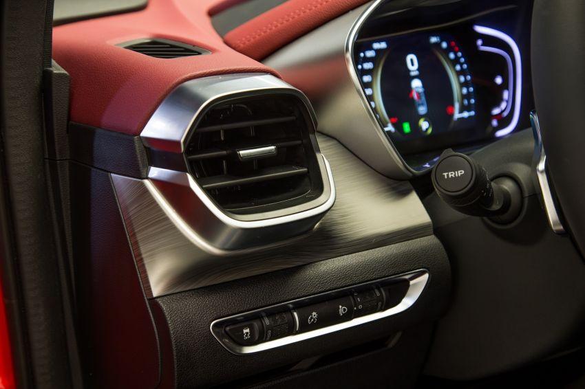 Geely Binyue – SUV segmen-B dengan pilihan enjin turbo 1.5L & 1.0L, dilengkapi sistem autonomi tahap 2 Image #885855