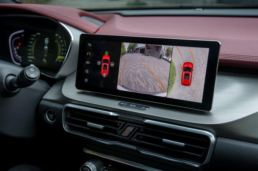 Geely Binyue – SUV segmen-B dengan pilihan enjin turbo 1.5L & 1.0L, dilengkapi sistem autonomi tahap 2 Image #885853