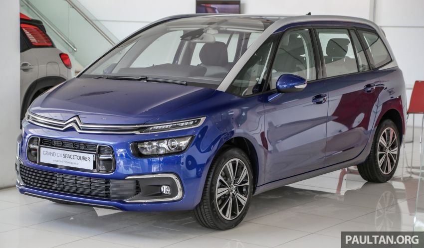 GALLERY: Citroën Grand C4 SpaceTourer now in M'sia Image #883962