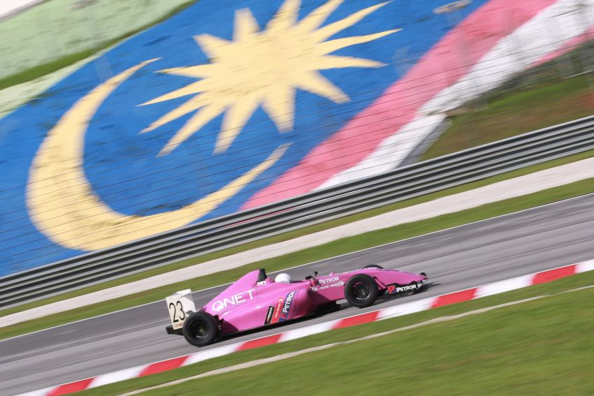 Formula 4 SEA fuelled by Petron, Rd 19-21 –  Ghiretti wins three out of three at Sepang International Circuit Image #894280