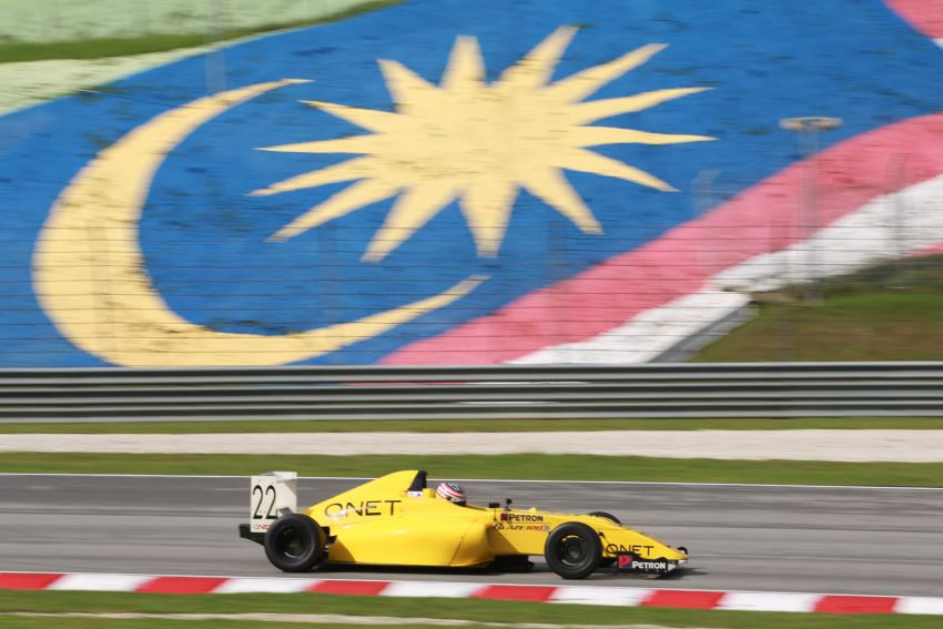 Formula 4 SEA fuelled by Petron, Rd 19-21 –  Ghiretti wins three out of three at Sepang International Circuit Image #894281