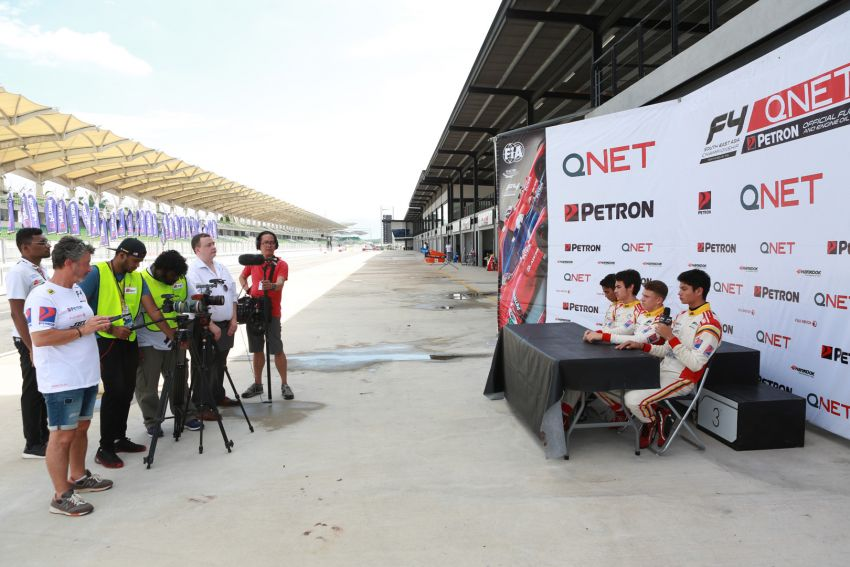Formula 4 SEA fuelled by Petron, Rd 19-21 –  Ghiretti wins three out of three at Sepang International Circuit Image #894286