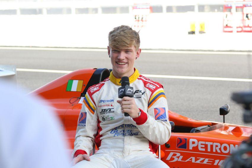 Formula 4 SEA fuelled by Petron, Rd 19-21 –  Ghiretti wins three out of three at Sepang International Circuit Image #894288