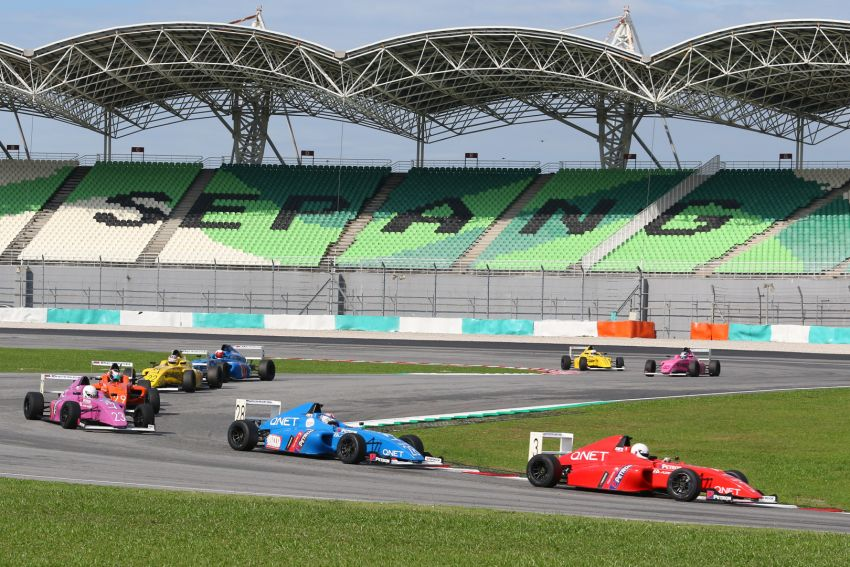 Formula 4 SEA fuelled by Petron, Rd 19-21 –  Ghiretti wins three out of three at Sepang International Circuit Image #894290