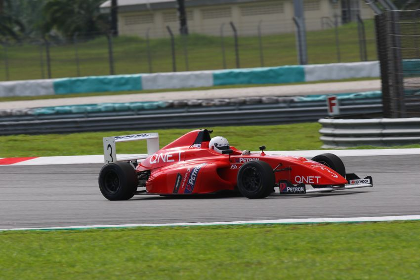Formula 4 SEA fuelled by Petron, Rd 19-21 –  Ghiretti wins three out of three at Sepang International Circuit Image #894294