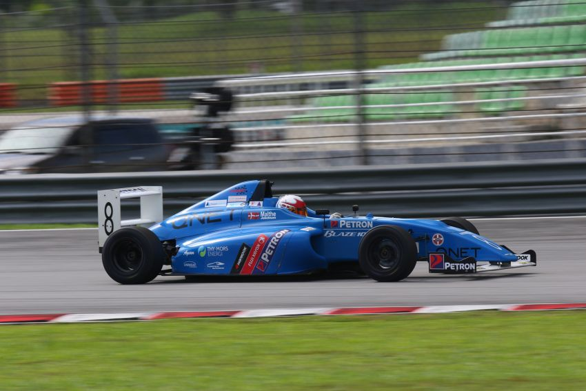 Formula 4 SEA fuelled by Petron, Rd 19-21 –  Ghiretti wins three out of three at Sepang International Circuit Image #894295
