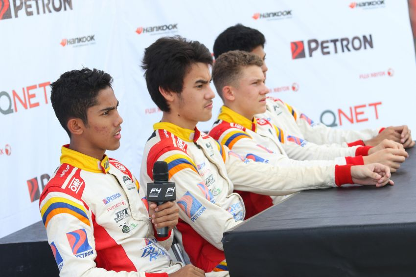Formula 4 SEA fuelled by Petron, Rd 19-21 –  Ghiretti wins three out of three at Sepang International Circuit Image #894296