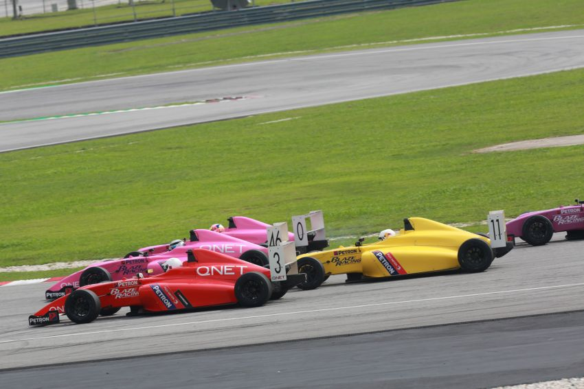Formula 4 SEA fuelled by Petron, Rd 19-21 –  Ghiretti wins three out of three at Sepang International Circuit Image #894489