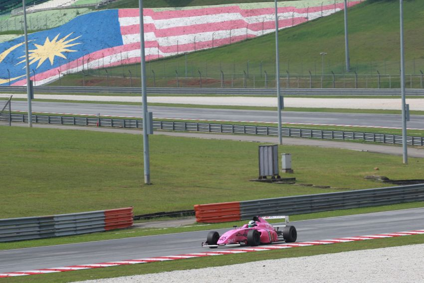Formula 4 SEA fuelled by Petron, Rd 19-21 –  Ghiretti wins three out of three at Sepang International Circuit Image #894490