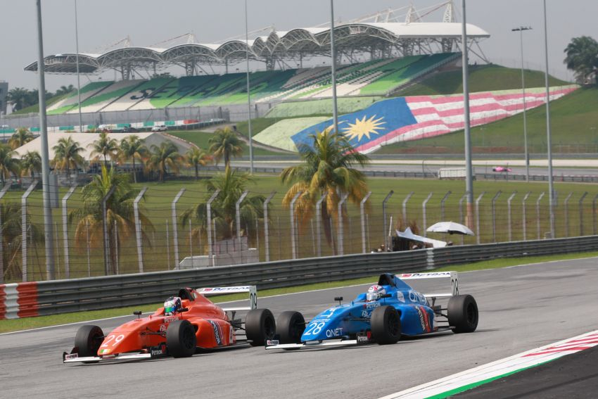 Formula 4 SEA fuelled by Petron, Rd 19-21 –  Ghiretti wins three out of three at Sepang International Circuit Image #894491