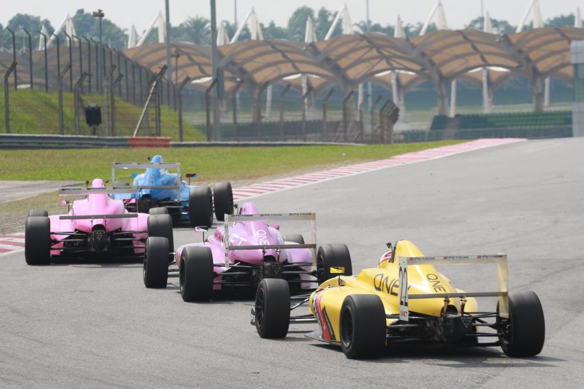 Formula 4 SEA fuelled by Petron, Rd 19-21 –  Ghiretti wins three out of three at Sepang International Circuit Image #894492