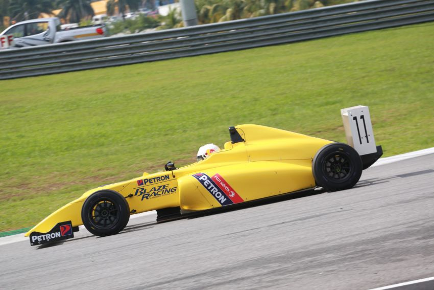 Formula 4 SEA fuelled by Petron, Rd 19-21 –  Ghiretti wins three out of three at Sepang International Circuit Image #894493