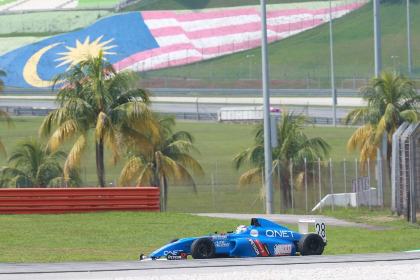 Formula 4 SEA fuelled by Petron, Rd 19-21 –  Ghiretti wins three out of three at Sepang International Circuit Image #894494