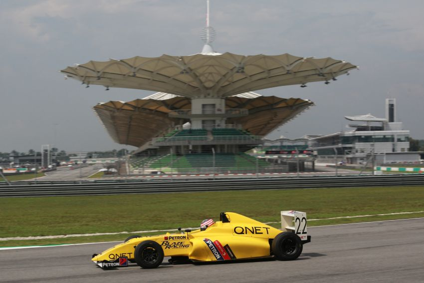 Formula 4 SEA fuelled by Petron, Rd 19-21 –  Ghiretti wins three out of three at Sepang International Circuit Image #894497