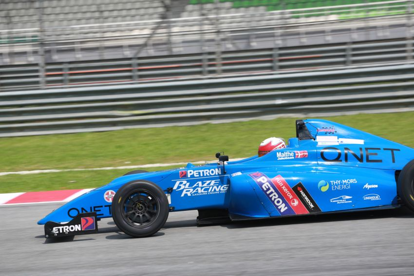 Formula 4 SEA fuelled by Petron, Rd 19-21 –  Ghiretti wins three out of three at Sepang International Circuit Image #894498