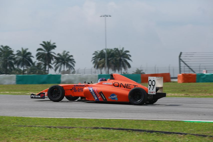 Formula 4 SEA fuelled by Petron, Rd 19-21 –  Ghiretti wins three out of three at Sepang International Circuit Image #894499