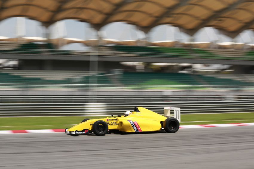 Formula 4 SEA fuelled by Petron, Rd 19-21 –  Ghiretti wins three out of three at Sepang International Circuit Image #894500