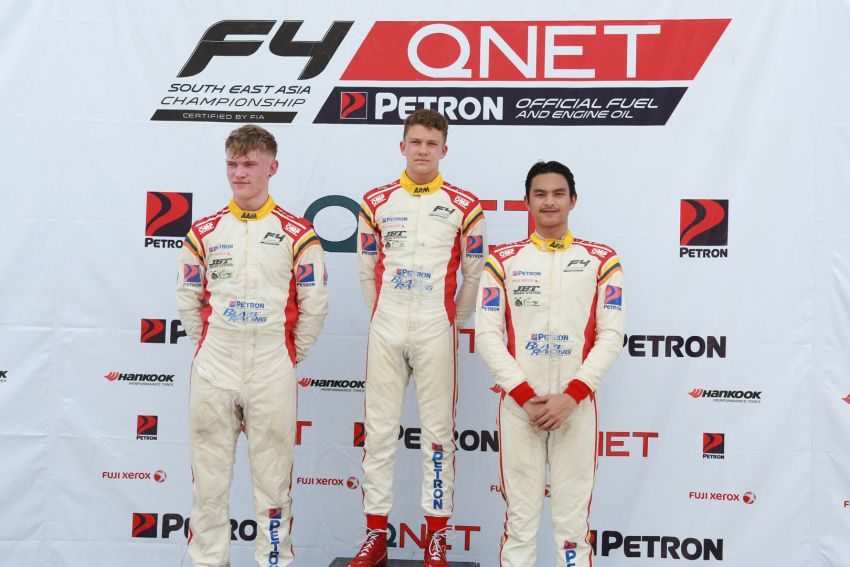 Formula 4 SEA fuelled by Petron, Rd 19-21 –  Ghiretti wins three out of three at Sepang International Circuit Image #894502